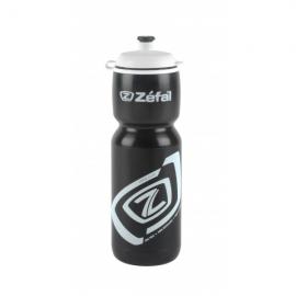 Fľaša ZÉFAL, čierna/biela, 750 ml