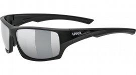 UVEX SPORTSTYLE 222 pola, black mat, S3