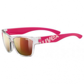UVEX Sportstyle 508 clear pink