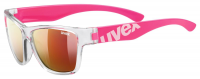 UVEX sportstyle 508, clear pink, (S3)
