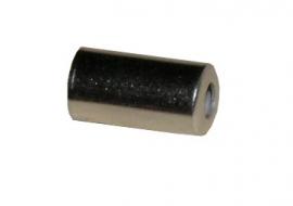 Koncovka bowdenu, oceľ, 5 mm, cena za 1 ks