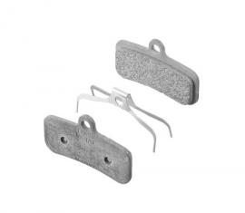 Brzdové platničky+pružinky pre BR-M810 metal