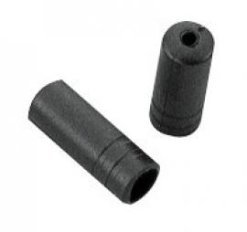 Koncovka bowdenu JAGWIRE BOT007, utesnená, plastová, 4 mm, cena za 1 ks