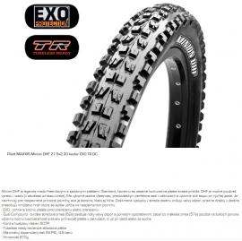 Plášť MAXXIS Minion DHF 27.5x2.30 kevlar EXO TR DC