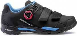 Northwave OUTCROSS 2 PLUS WMN, black/aqua