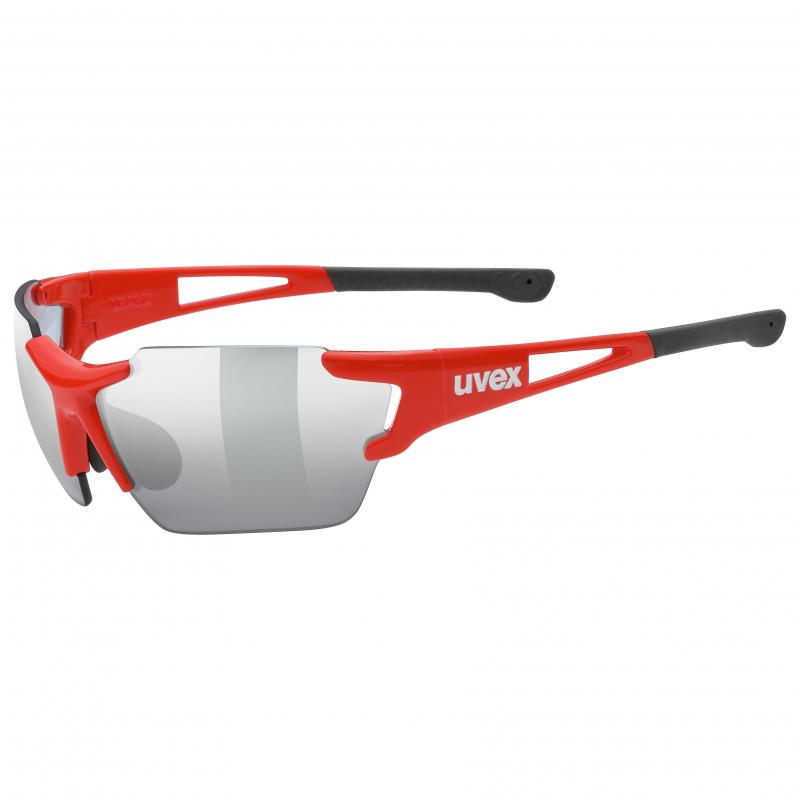 Okuliare UVEX SPORTSTYLE, 803 race vm small red S1-S3