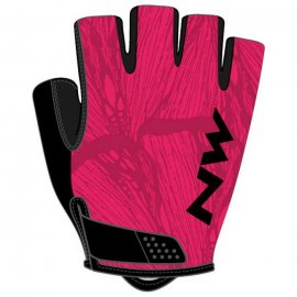 Rukavice NORTHWAVE Flag 3 Woman Short Gloves, paradise pink
