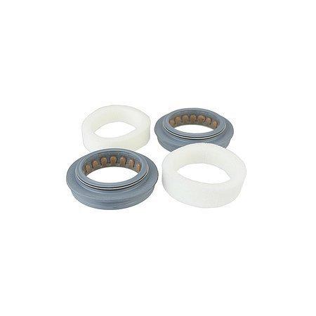 ROCKSHOX DUST SEAL/FOAM RING GREY 32MM SEAL, 10MM FOAM RING