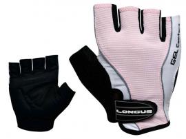 Rukavice GEL COMFORT, ružové, XL