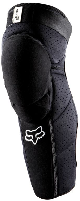 Chrániče FOX LAUNCH PRO KNEE/SHIN GUARD, Black, L/XL