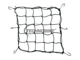 Gumicuk sieť, 25 x 25 cm