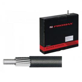 Radiaci bowden PROMAX, čierny, 4 mm, cena za 1m