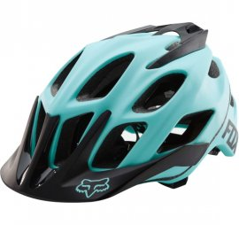 Dámska prilba FOX Womens Flux Helmet, Ice Blue