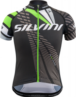 SILVINI Team CD1435, black-green, 134-140