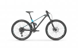 "MONDRAKER FOXY CARBON R 29""  2019, black phantom/light blue"