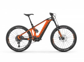 "MONDRAKER CRUSHER CARBON R+ 27,5""  2019, orange/carbon"
