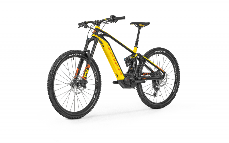 "náhľad MONDRAKER LEVEL R 29""  2019, black/yellow/orange-475577"