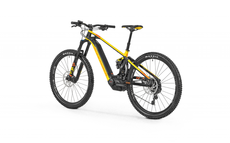 "náhľad MONDRAKER LEVEL R 29""  2019, black/yellow/orange-475564"