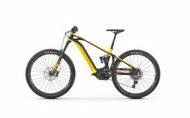 "MONDRAKER LEVEL R 29""  2019, black/yellow/orange"