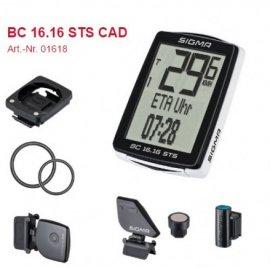 CYKLO Tachometer SIGMA BC 16.16 STS CAD