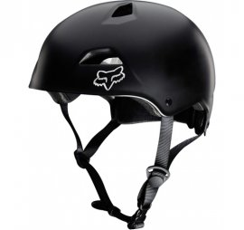 Prilba FOX FLIGHT SPORT HELMET, Black