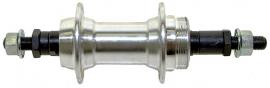 Náboj zadný duralový s maticami 130 mm