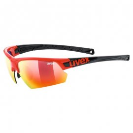 Okuliare Uvex SPORTSTYLE 224, red black