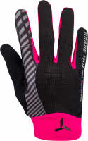 SILVINI Team WA1415, black-pink, M