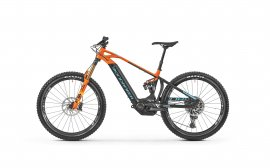 "MONDRAKER CRAFTY RR+ 27,5""  2019, black/orange/light blue"