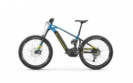 "MONDRAKER CRAFTY R+ 27,5""  2019, black/blue"
