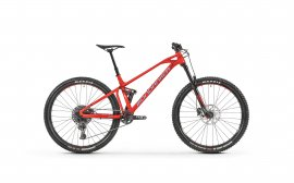 "MONDRAKER FOXY 29""  2019, flame red/light blue"