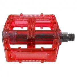 Pedále M-Wave BMX, červené