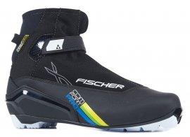 FISCHER XC COMFORT PRO, black-yellow, 45