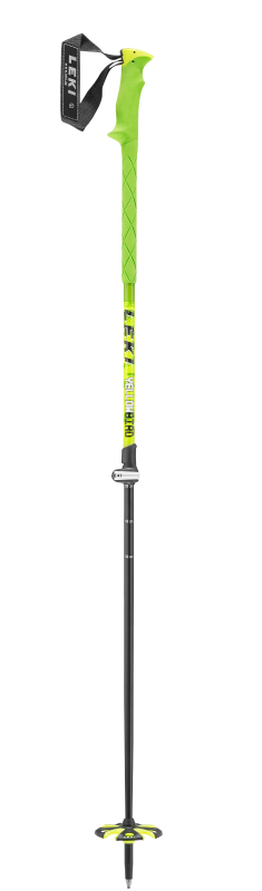 LEKI YELLOW BIRD VARIO, neon yellow, Speed-Lock 1