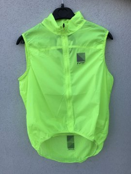 Vesta NORTHWAVE BREEZE 2, yellow fluo