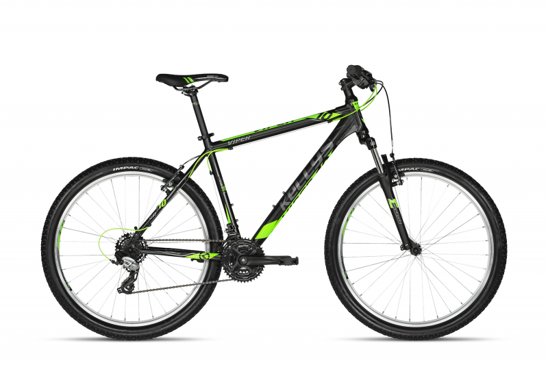 "KELLYS Viper 10 27,5""  2018, black lime"