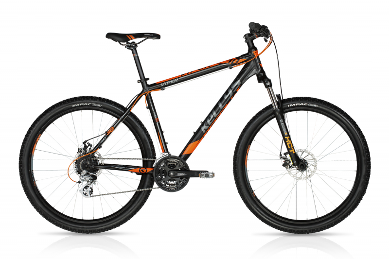"KELLYS Viper 30 27,5""  2018, black orange"
