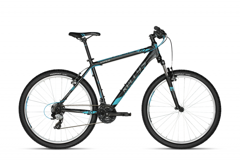 "KELLYS Viper 10 26""  2018, black blue"