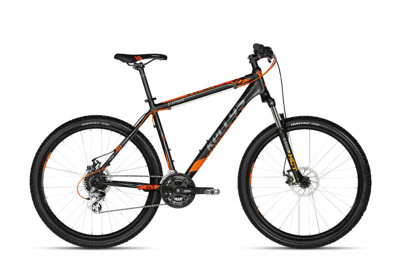 "KELLYS Viper 30 26""  2018, black orange"