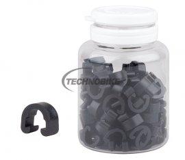 Príchytka hydraulické hadice PRO-T (flaša 100ks) cena za 1 ks