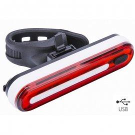 Svetlo zadné MPB 50 červených LED, 100 Lm 4F, USB