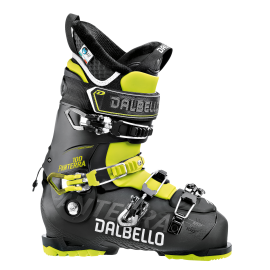DALBELLO PANTERRA 100 MS  17/18, black-acid yellow/black