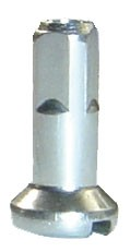 Niple mosadzné 2x14 mm