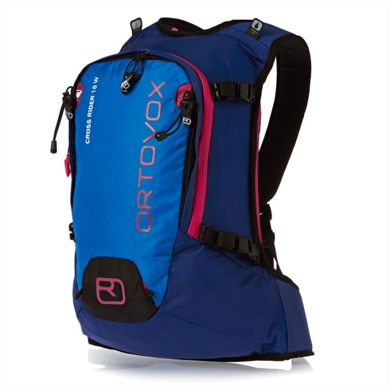Batoh ORTOVOX CROSS RIDER 18 S, 18 l, strong blue