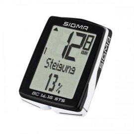 Tachometer SIGMA BC 14.16 STS CAD, bezkáblový