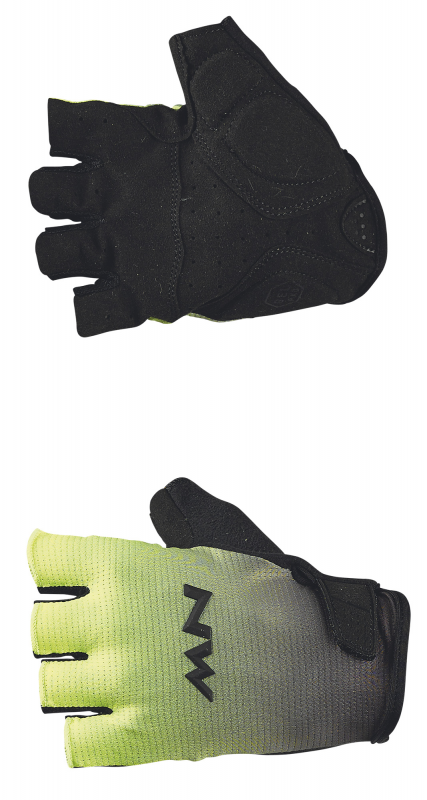 Rukavice NORTHWAVE Blade 2, yellow fluo/black