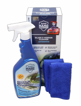 Čistič autoskiel NANOPROTECH Glass & Mirror cleaner automotive