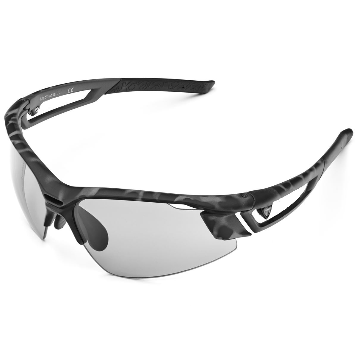 00380ea05 Cyklistické okuliare BRIKO URAGANO PHOTO, grey camo | kubicasport.eu