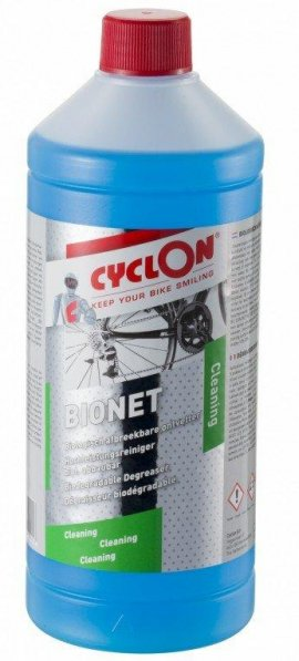 Cyclon Bike Care BIONET koncentrovaný čistič a odmastovač 1000ml