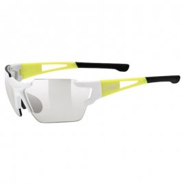 Okuliare UVEX SPORTSTYLE 803 RACE S VM, white yellow